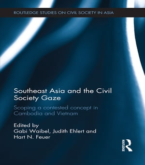 Southeast Asia and the Civil Society Gaze Scoping a Contested Concept in Cambodia and Vietnam