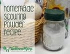 HOW TO PRODUCE SCOURING POWDER FOR KITCHEN UTENSILS (POT, KETTLES, REFRIGERATOR etc.): Become Financially Free by Benadine Nduagu