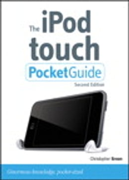 Book The iPod touch Pocket Guide by Christopher Breen