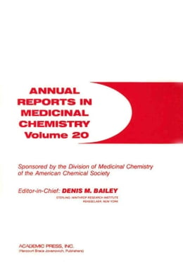 Book Annual Reports in Medicinal Chemistry by Bailey, D. M.