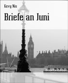 Briefe an Juni by Kevy Nis