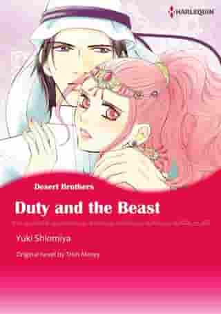 DUTY AND THE BEAST: Harlequin Comics