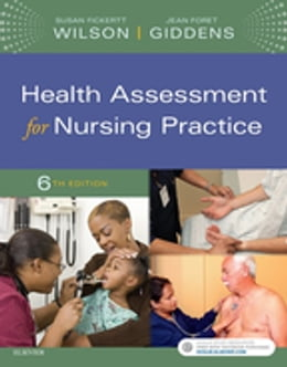 Book Health Assessment for Nursing Practice by Susan F. Wilson