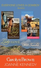 Everyone Loves a Cowboy 4-pack: A Cowboy Romance Boxed Set