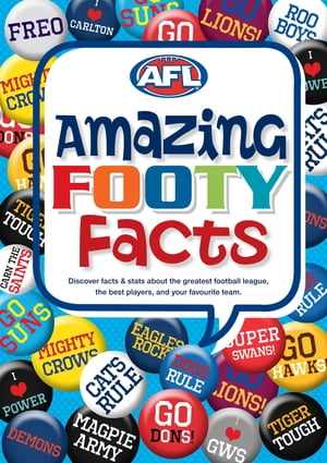 Amazing Footy Facts AFL