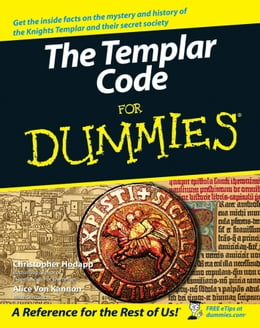 Book The Templar Code For Dummies by Christopher Hodapp