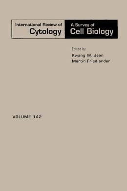 Book INTERNATIONAL REVIEW OF CYTOLOGY V142 by Jeon, K.W.