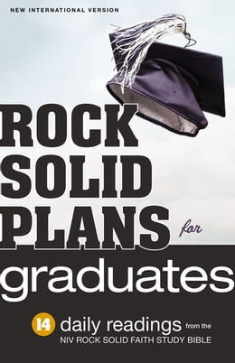 Book Rock Solid Plans for Graduates by Zondervan