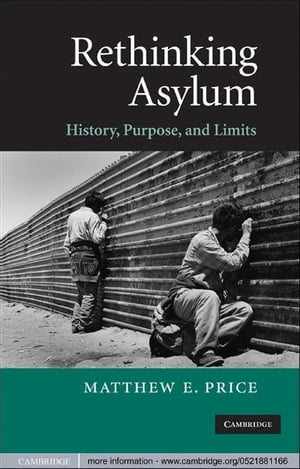 Rethinking Asylum History,  Purpose,  and Limits