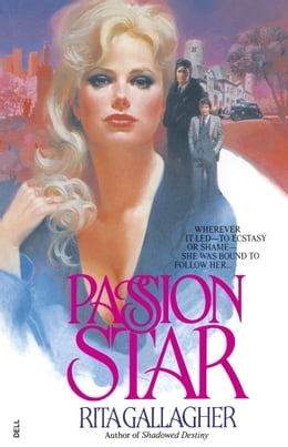 Book Passion Star by Rita Gallagher