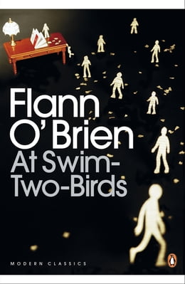Book At Swim-two-birds by Flann O'Brien