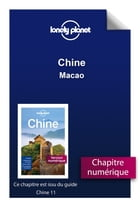 Chine - Macao by Lonely Planet