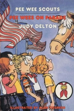 Book Pee Wee Scouts: Pee Wees on Parade by Judy Delton
