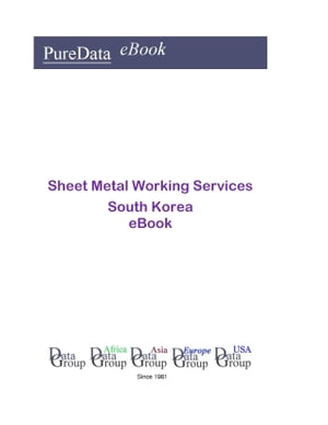 Sheet Metal Working Services in South Korea