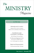 The Ministry of the Word, Vol. 2, No 10: Fellowship with Co-Workers (2) & Crystallization-Study of the Epistle to the Hebrews I (1d) by Various Authors
