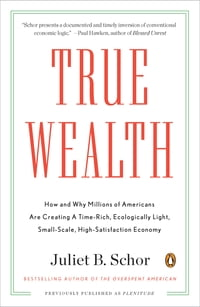 True Wealth: How and Why Millions of Americans Are Creating a Time-Rich, Ecologically Light, Small…