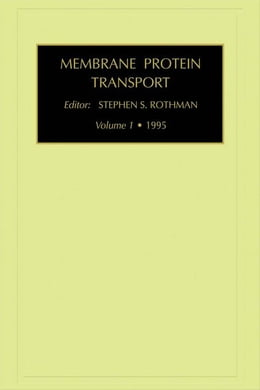 Book Membrane Protein Transport by Rothman, S.S.