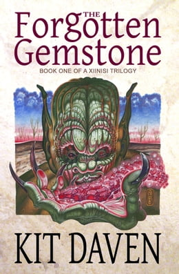 Book The Forgotten Gemstone by Kit Daven