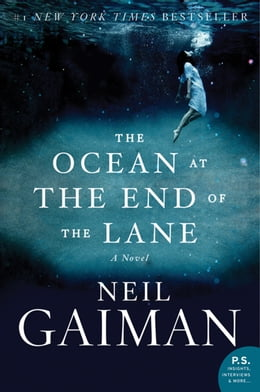 Book The Ocean at the End of the Lane: A Novel by Neil Gaiman