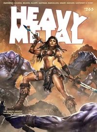 Heavy Metal Magazine #265