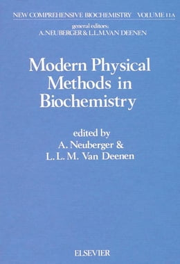 Book Modern Physical Methods in Biochemistry, Part A by Neuberger, A.