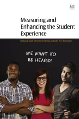 Book Measuring and Enhancing the Student Experience by Mahsood Shah
