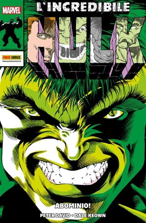 L'Incredibile Hulk (Marvel Collection): Abominio by Peter David