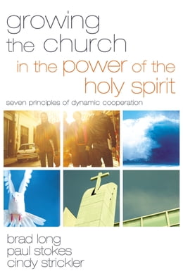 Book Growing the Church in the Power of the Holy Spirit: Seven Principles of Dynamic Cooperation by Brad Long