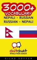3000+ Vocabulary Nepali - Russian