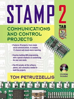 Book STAMP 2 Communications and Control Projects by Petruzzellis, Thomas