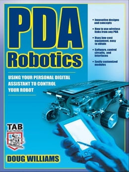 Book PDA Robotics by Williams, Doug