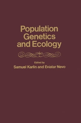 Book population genetics and ecology by Karlin, Samuel