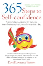 365 Steps to Self-Confidence 4th Edition: A Complete Programme for Personal Transformation - in…