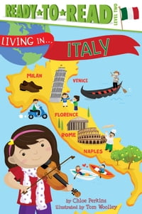 Living in . . . Italy: with audio recording