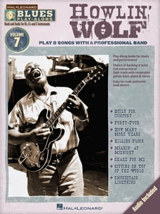 Howlin' Wolf (Songbook): Blues Play-Along Volume 7
