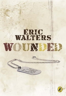 Book Wounded by Eric Walters