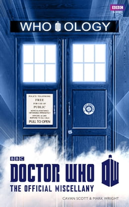 Book Doctor Who: Who-ology by Cavan Scott