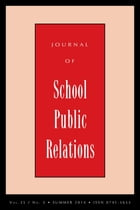 JSPR Vol 35-N3 by Journal of School Public Relations