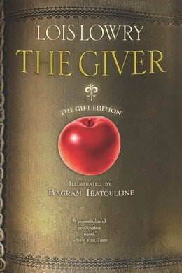 Book The Giver (illustrated; gift edition) by Lois Lowry