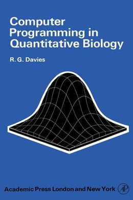 Book Computer Programming in Quantitative Biology by Davies, R.G.