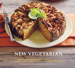 Book New Vegetarian by Robin Asbell
