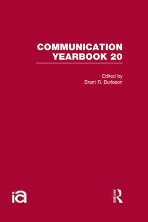 Communication Yearbook 20