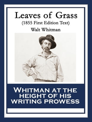 Leaves of Grass: 1855 First Edition Text