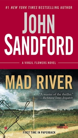Book Mad River by John Sandford