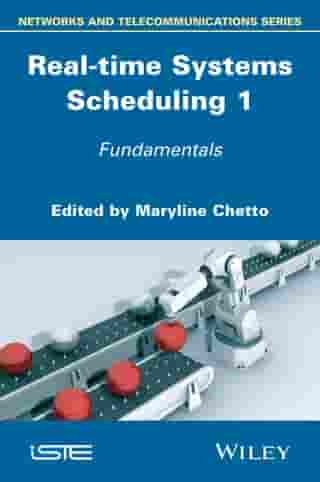Real-time Systems Scheduling 1: Fundamentals
