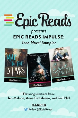 Book Epic Reads Impulse: Teen Novel Sampler by Jen Malone