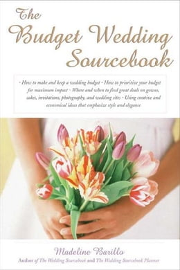 Book The Budget Wedding Sourcebook by Barillo, Madeline