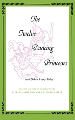 Book Twelve Dancing Princesses by Alfred David
