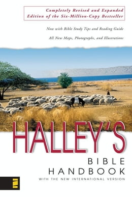 Book Halley's Bible Handbook with the New International Version by Henry H. Halley
