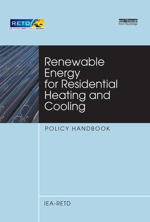 Renewable Energy for Residential Heating and Cooling Policy Handbook